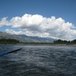 Rafting on the Snake River