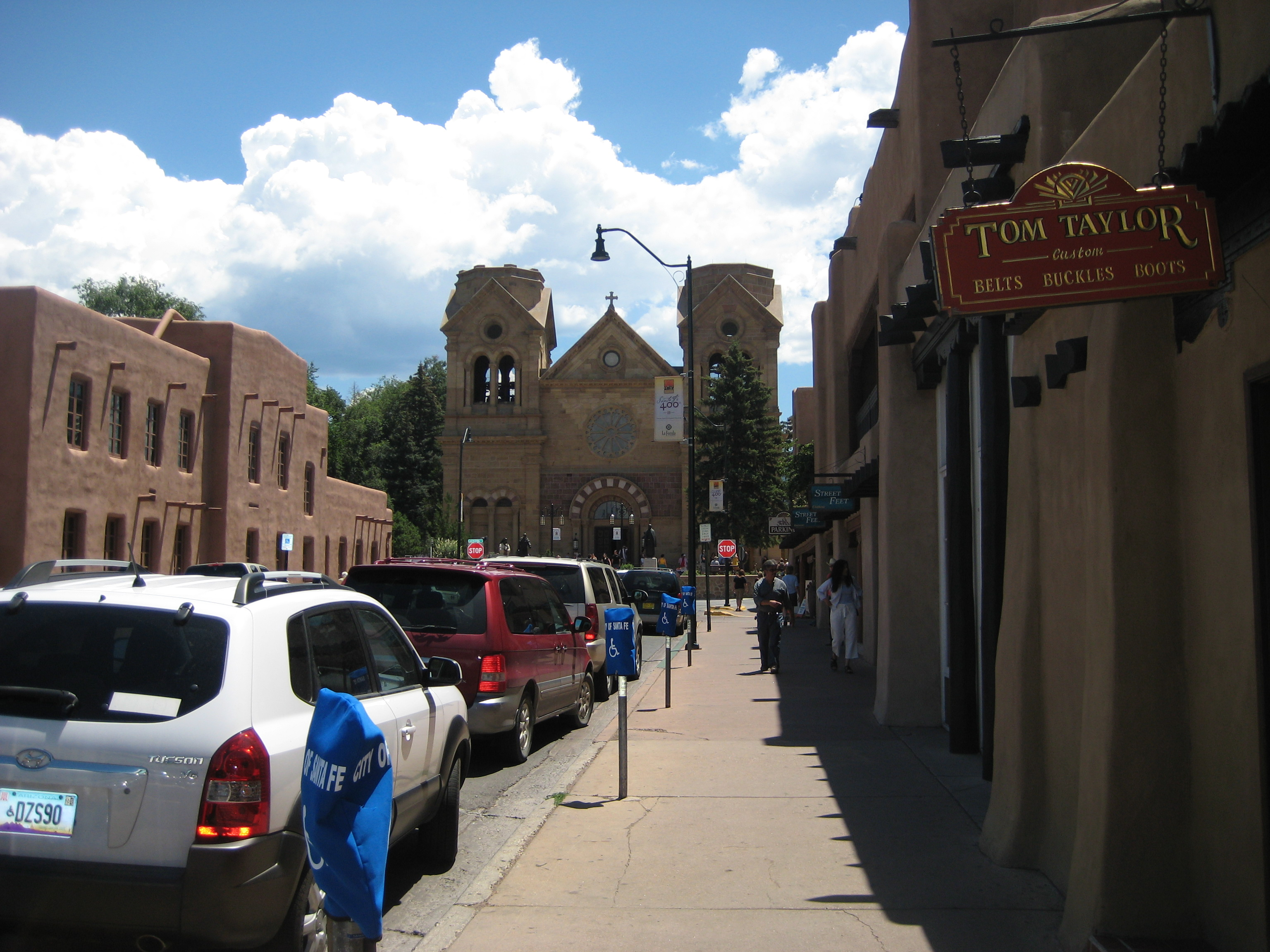 Old Town Santa Fe >> Old Town Santa Fe 7 25 09 Greg And Bonnie S Rv Adventures